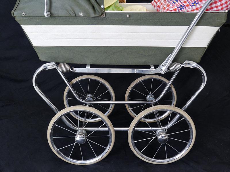 Puppenwagengestell