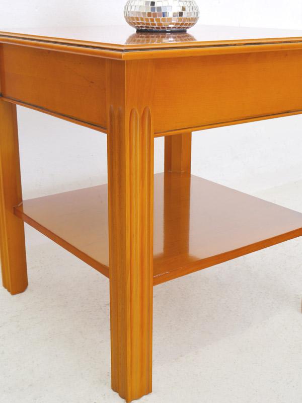 Tischbein Detailansicht