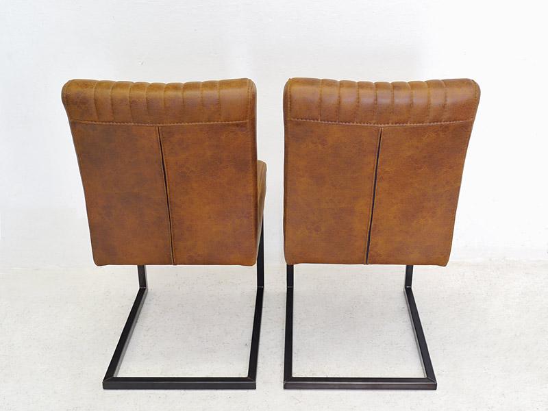 2 Stühle Rückseite