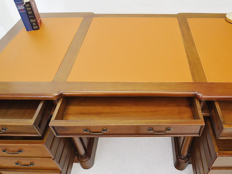 Schreibtischoberfläche