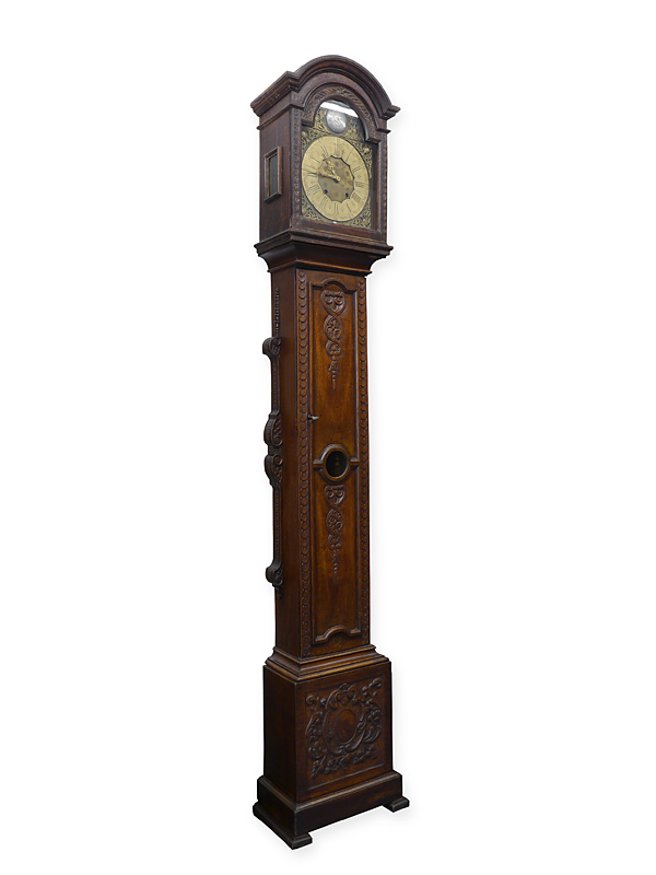 Antike Standuhr um 1800