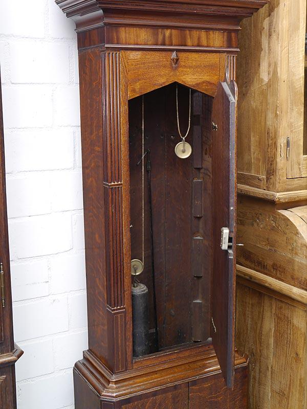Innenansicht bei geöffneter Tür