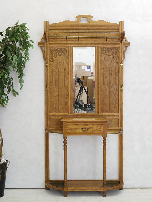 Garderobe Antik um 1910