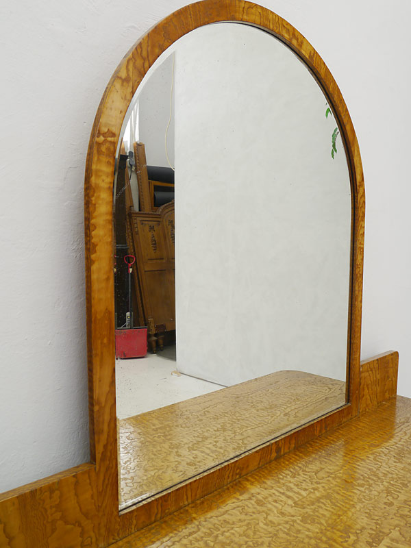 Spiegelkommode frisierkommode schminkkommode vintage um for Artikel spiegel