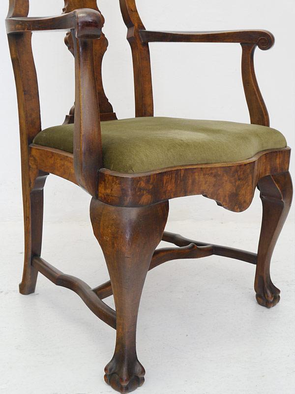 8 st hle stuhlgruppe esszimmerst hle antik um 1880 nussbaum mit polster 6454 m bel sitzm bel. Black Bedroom Furniture Sets. Home Design Ideas