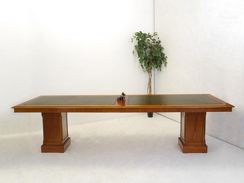 Konferenztisch aus Eiche