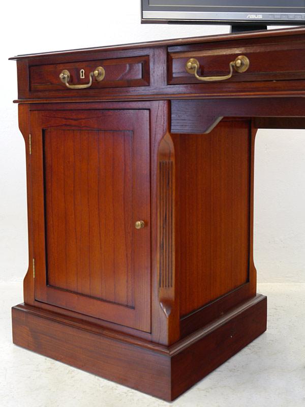 Schreibtisch computertisch studio globe wernicke antik for Schreibtisch unterschrank