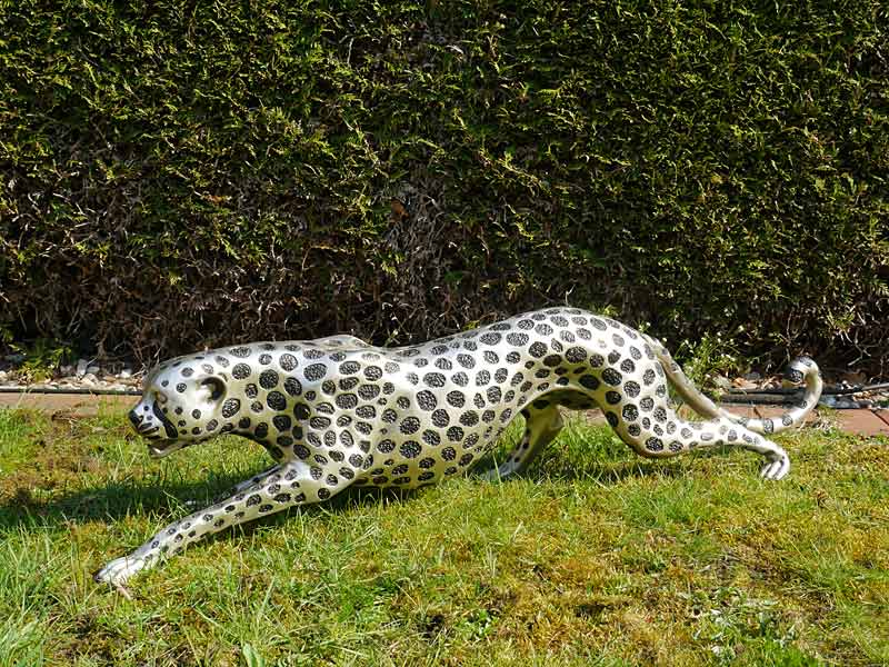 Tierfigur Gepard