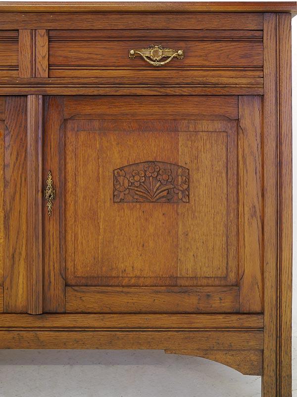 Deailansicht von der Tür