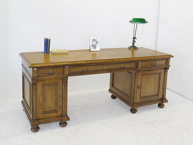 Gründerzeit Schreibtisch um 1880