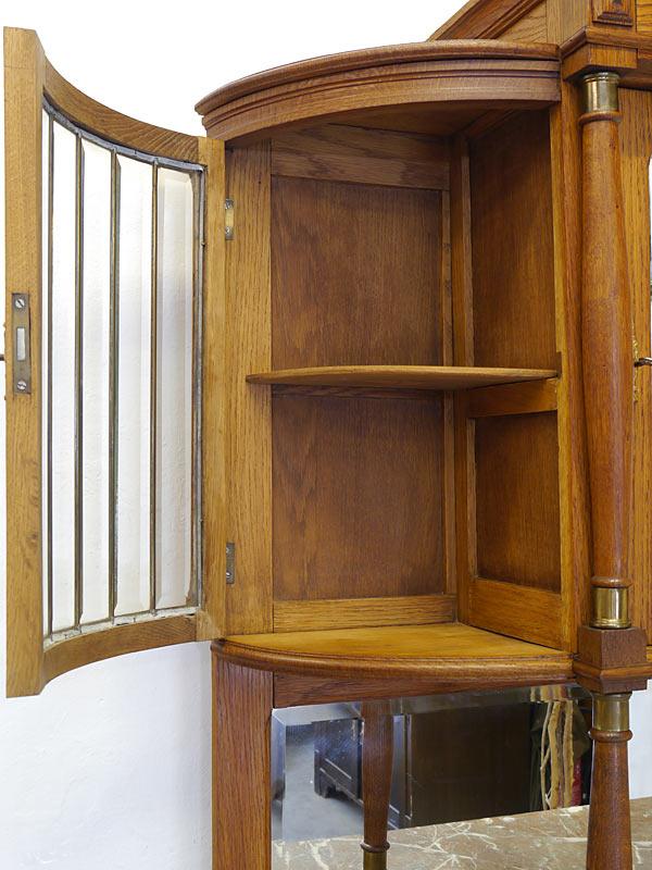 Innenbereich Aufsatz Seitentür