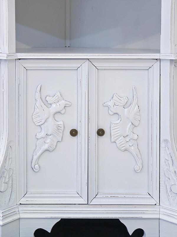 Detailansicht von den Türfronten