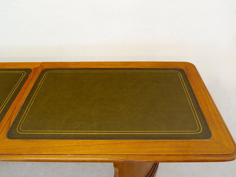 Schreibtisch-Lederauflage