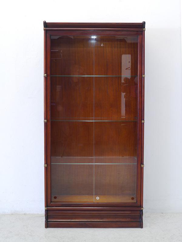 Vitrinenschrank mit 2 Glasschiebetüren