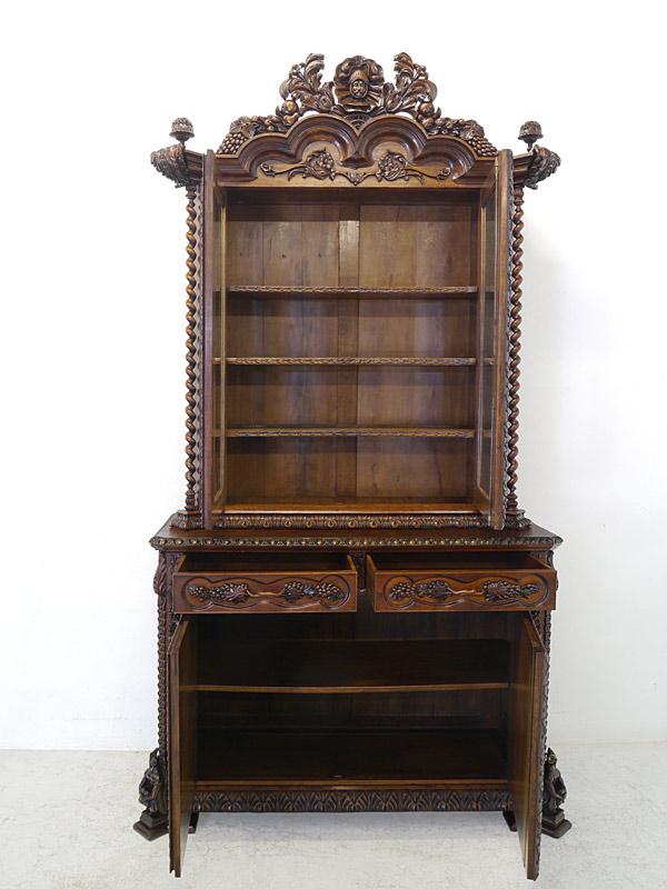 buffetschrank schrank k chenschrank gr nderzeit um 1880 eiche b 147 cm 8564 m bel schr nke. Black Bedroom Furniture Sets. Home Design Ideas