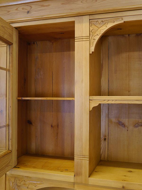 antikes buffet buffetschrank k chenschrank um 1930 weichholz b 143 cm 8585 m bel schr nke. Black Bedroom Furniture Sets. Home Design Ideas