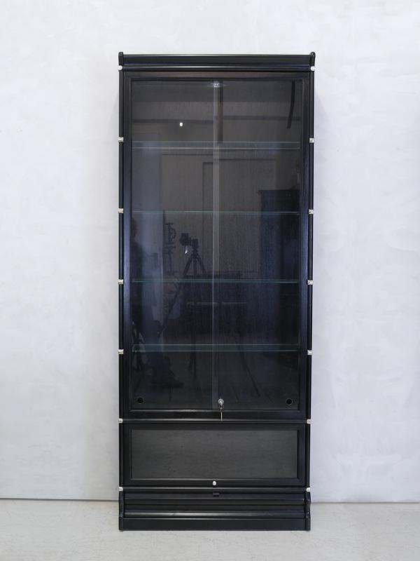 Schaukasten mit 2 Glasschiebetüren
