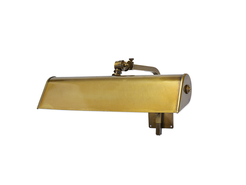 Wandlampe im antiken Stil