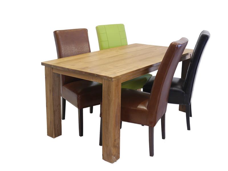 Tischgruppe im edlen Design