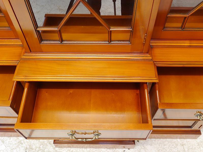 Innenbereich der Schublade