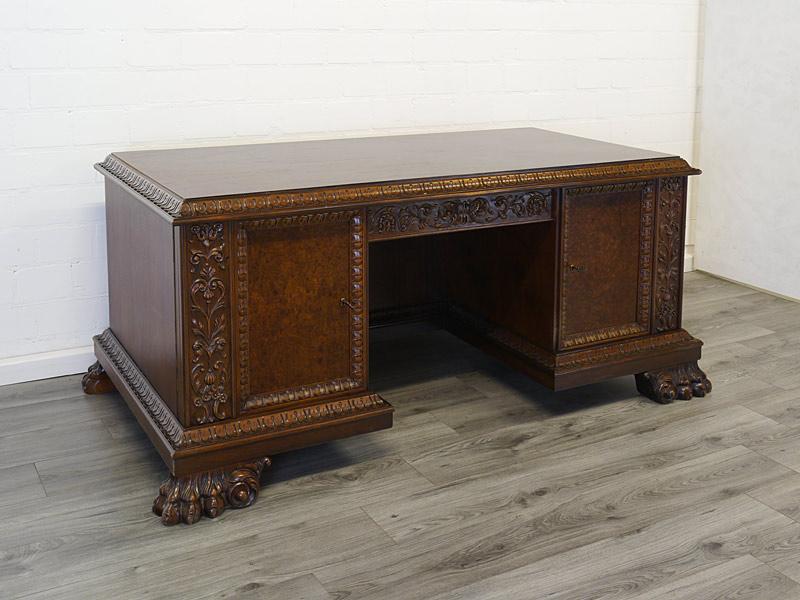 Schreibtisch antik um 1930