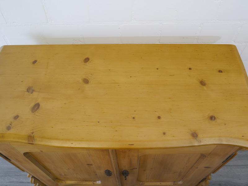 Detailansicht der Deckplatte
