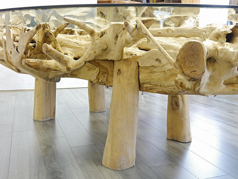 Detailansicht von der Wurzel