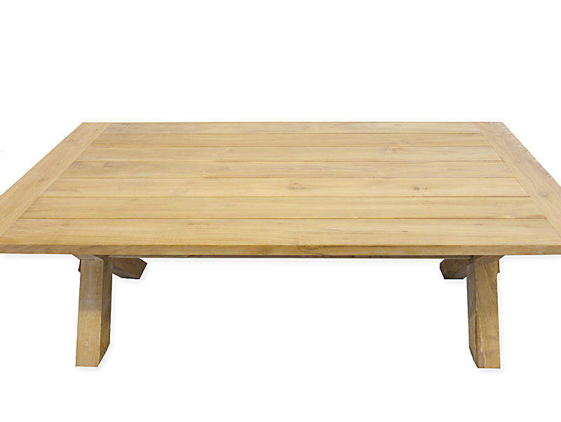Aufnahme der Tischplatte