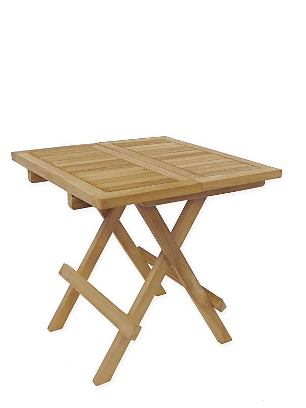 Gartentisch aus Teakholz