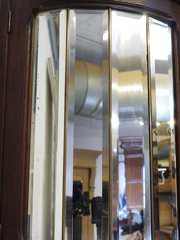 Spiegeltür vom Rundbogen