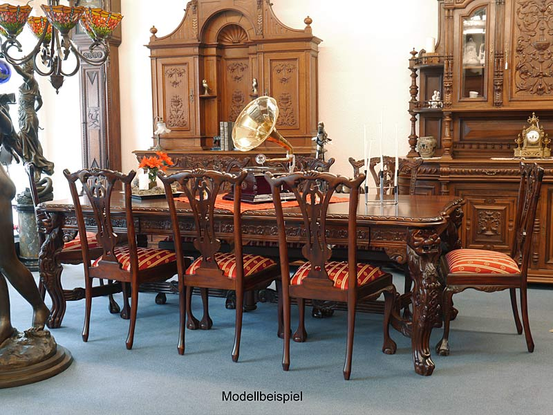 Tischgruppe Beispiel