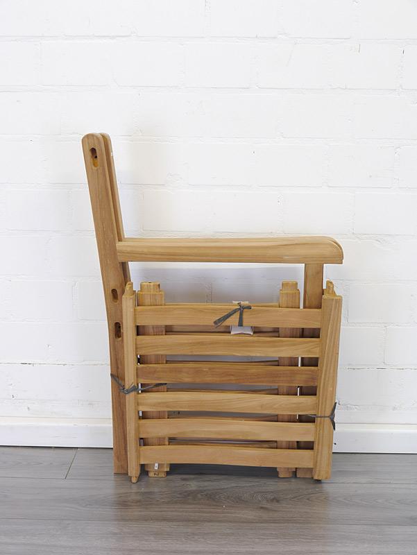 Stuhl zum zusammenbauen