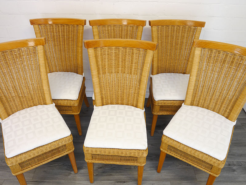 Stuhlgruppe Draufsicht