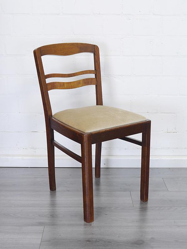 Stuhl Vorderansicht