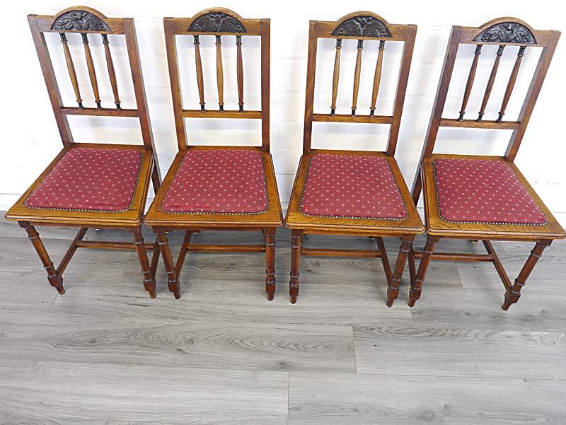 4-er Set Stuhlgruppe