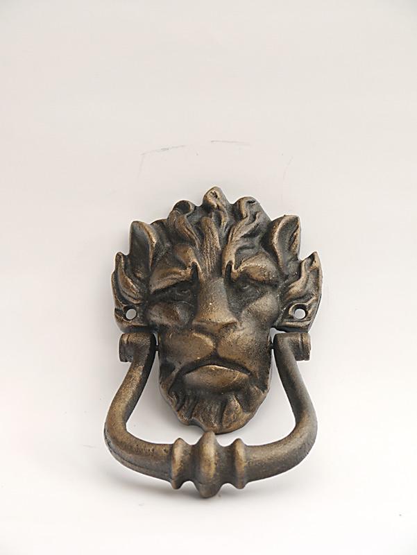 Türklopfer Löwenkopf