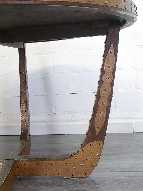 Detailansicht Tischbeine