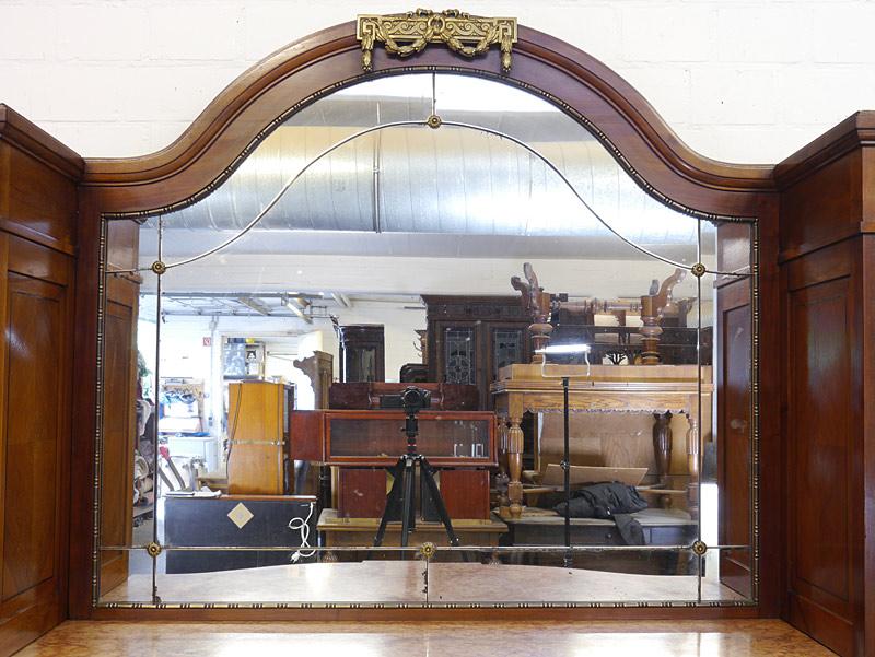 Spiegel-Rückwand