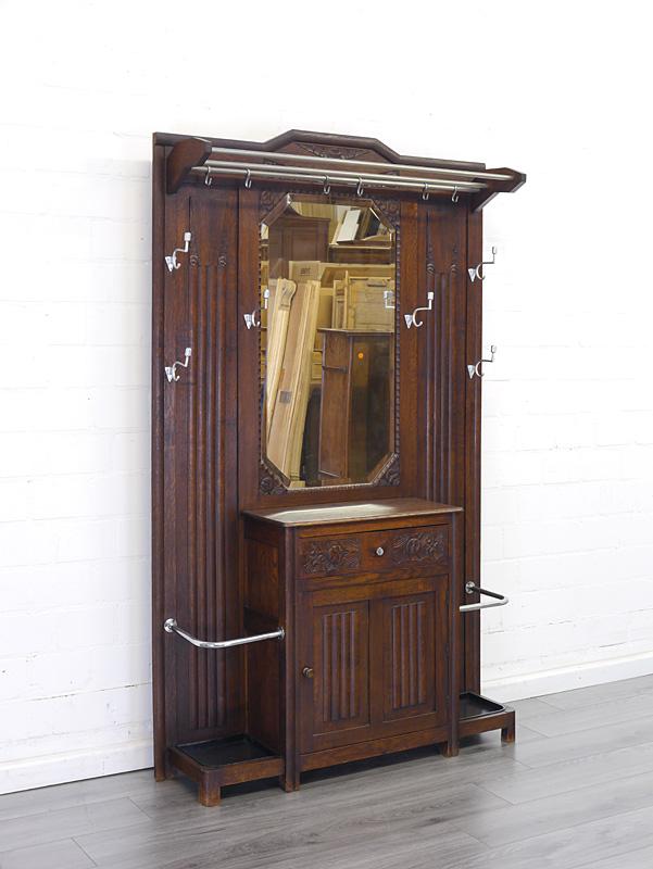 Antike Garderobe Art Déco um 1930