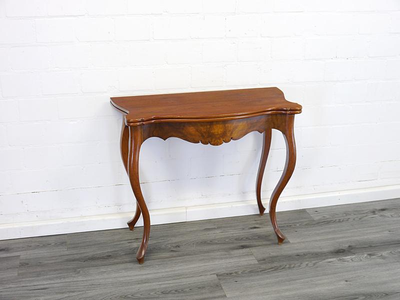 Spieltisch antik Louis Philppe